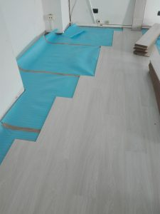 posa pavimento laminato