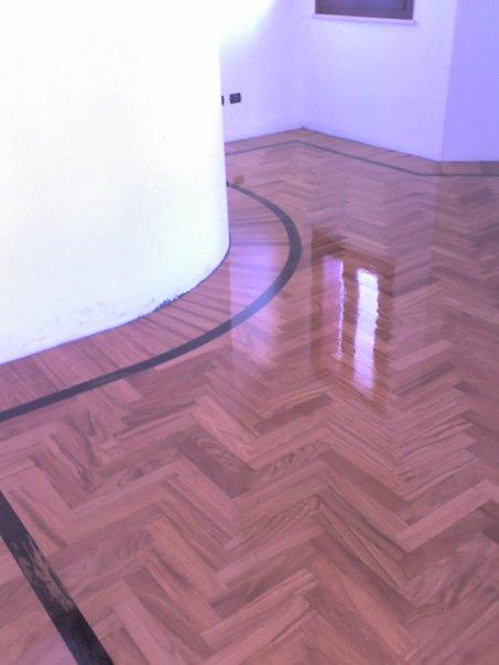 parquet legno masello