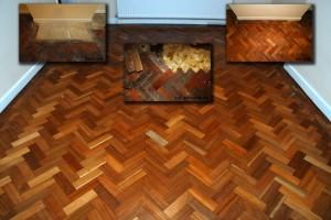 restauro tutti i tipi di parquet/pavimenti in legno